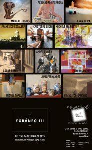 Foraneos2015CartelG